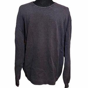 Tommy Bahama Knit Crew Neck Sweater Gray S